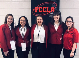 FCCLA Competition Results